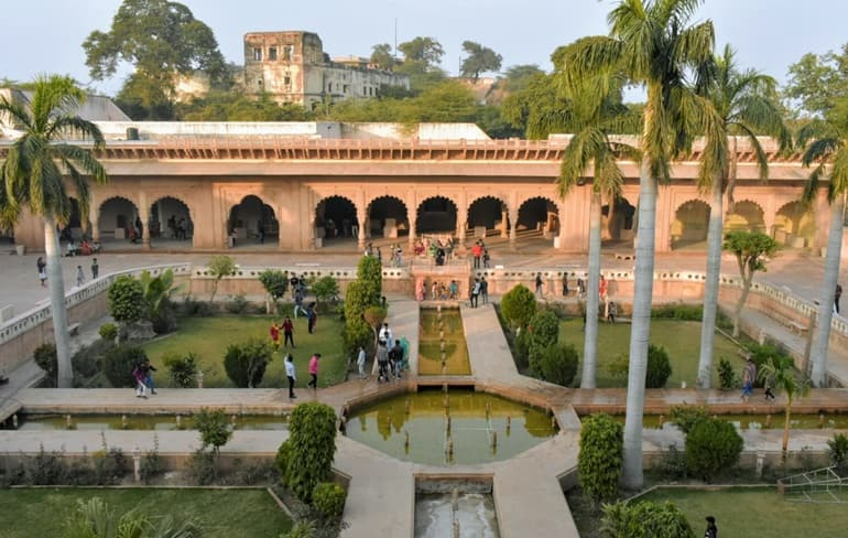 शासकीय संग्रहालय भरतपुर