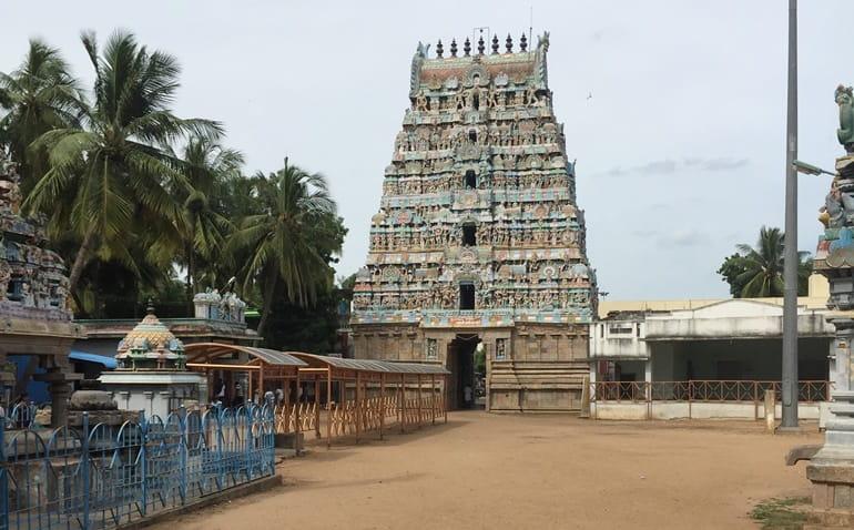 नागनाथस्वामी मंदिर तंजावुर