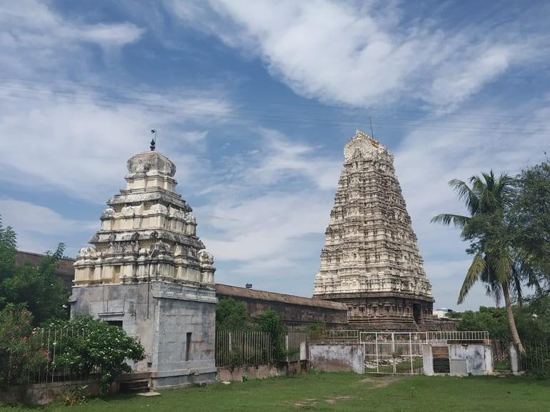 एकम्बरेश्वर मंदिर कांचीपुरम