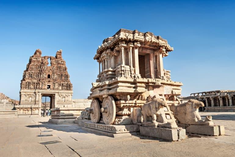 विठ्ठल मंदिर हम्पी