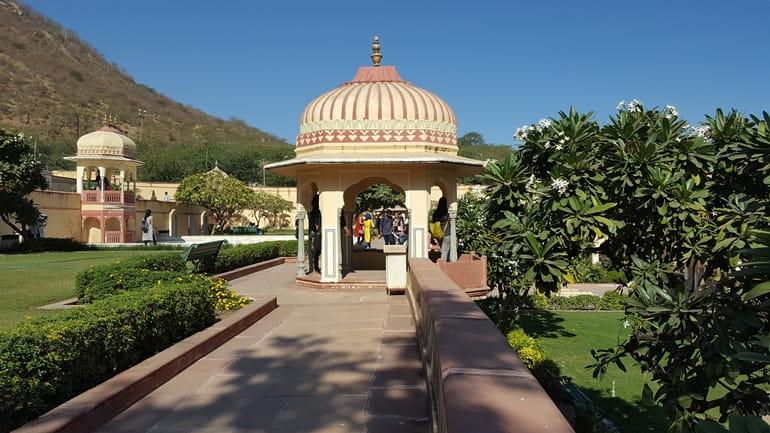 विद्याधर गार्डन जयपुर घूमने जाने का सबसे अच्छा समय