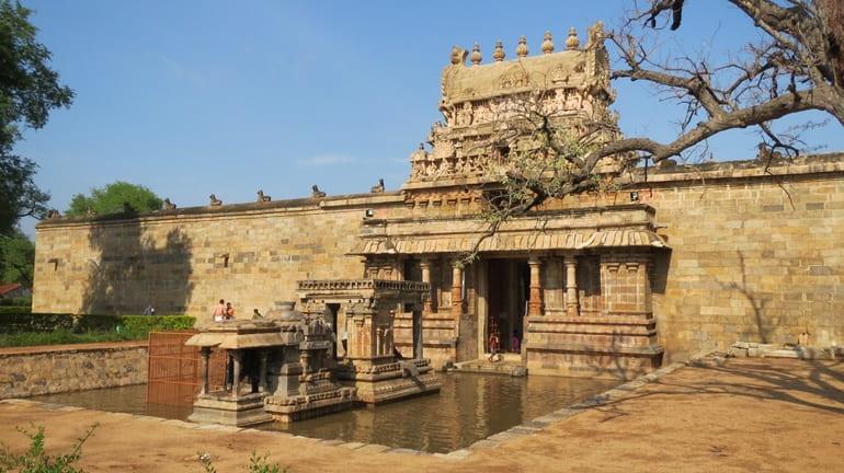 ऐरावतेश्वर मंदिर