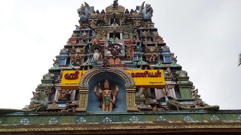बाला मुरुगन मंदिर शिरुवपुरी
