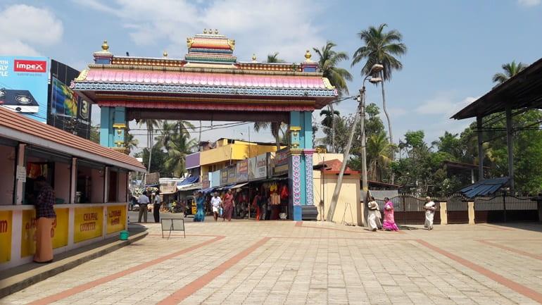 अट्टुकल भगवती मंदिर