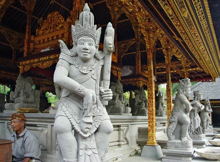 बाली द्वीप का इतिहास