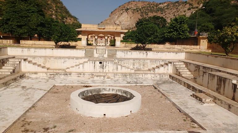 विद्याधर गार्डन जयपुर खुलने और बंद होने का समय