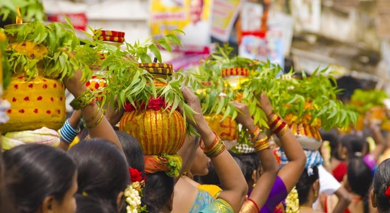 आन्ध्र प्रदेश के प्रमुख त्यौहार