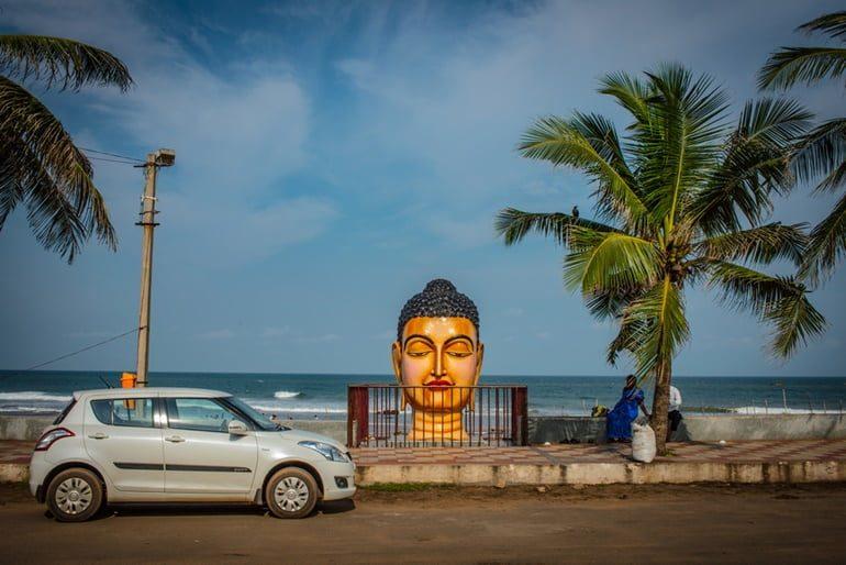 आन्ध्र प्रदेश के टॉप पर्यटन स्थल - Andhra Pradesh Tourism In Hindi