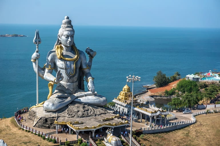 मुरुदेश्वर शिव मंदिर भटकल