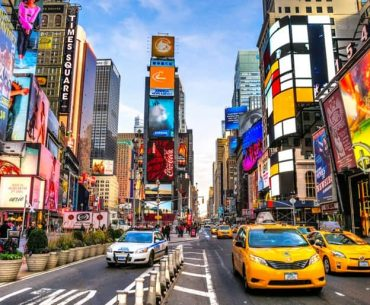 न्यूयॉर्क नगर के प्रमुख दर्शनीय स्थल कि जानकारी - Best Places To Visit In New York City In Hindi