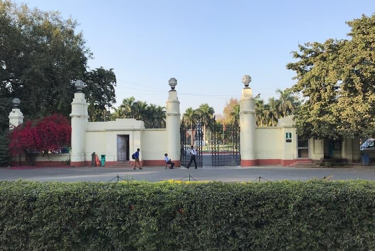 तीन मूर्ति भवन का इतिहास