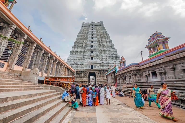 अन्नामलाईयर मंदिर तिरुवन्नामलाई