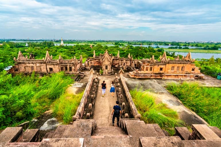 कम्बोडिया में देखने लायक जगह प्रात प्रेय विहियर