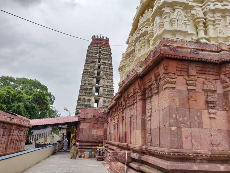मंगलागिरी मंदिर