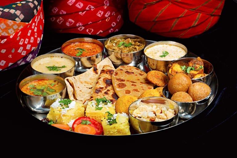 जयपुर में खाने के लिए प्रसिद्ध भोजन