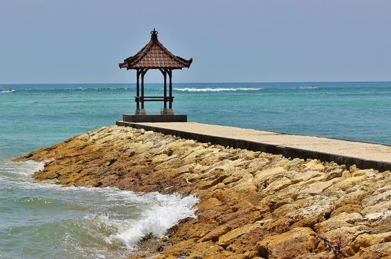 सानूर बाली में घूमने के लिए लोकप्रिय स्थान