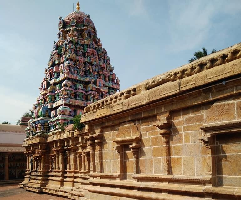 रामास्वामी मंदिर कुंभकोणम