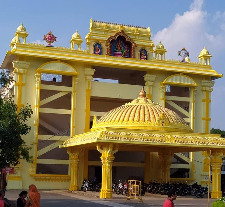 श्रीपुरम गोल्डन टेम्पल वेल्लोर
