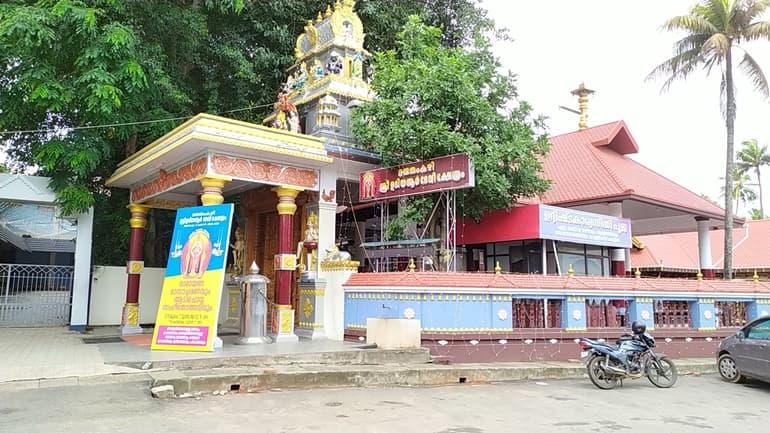 उदयनूर देवी मंदिर