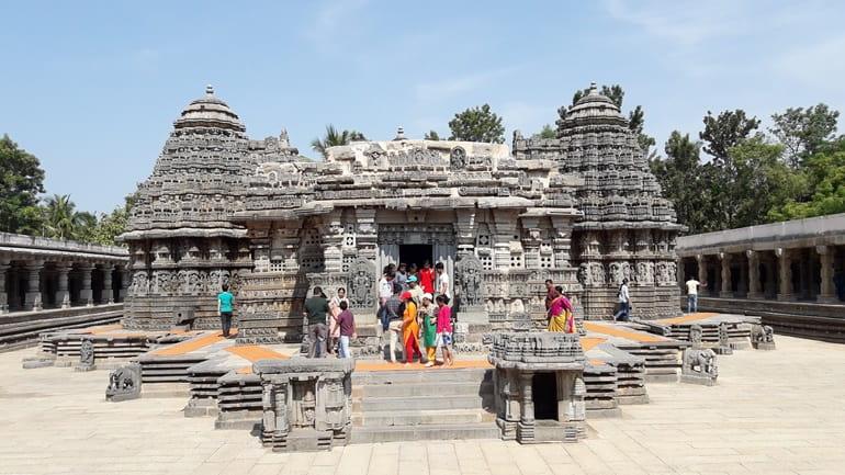 केशव मंदिर सोमनाथपुर
