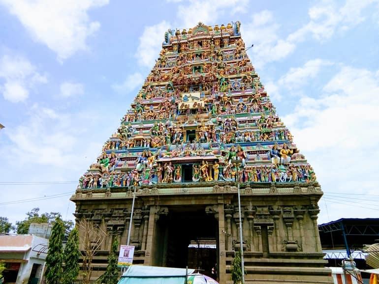कपालेश्वर मंदिर चेन्नई