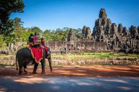 कम्बोडिया के टॉप 10 पर्यटन स्थल की जानकारी - Cambodia In Hindi
