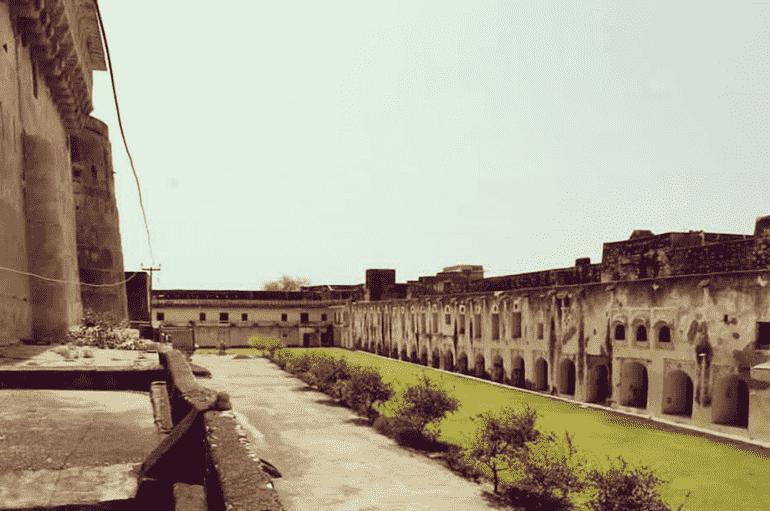 किशनगढ़ किले का इतिहास