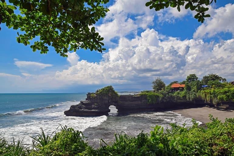 बाली के प्रमुख दर्शनीय स्थल नुसा लेम्बॉन्गन