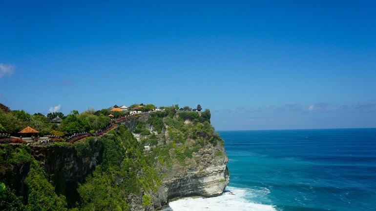 उलुवातु बाली में एडवेंचर गतिविधियाँ के लिए फेमस जगह