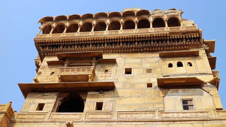 सलीम सिंह की हवेली जैसलमेर की यात्रा के लिए टिप्स