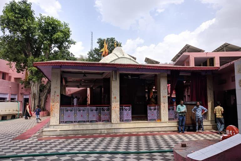 पांडुपोल के हनुमानजी के मंदिर के दर्शन की जानकारी - Pandupol Hanumanji Mandir In Hindi