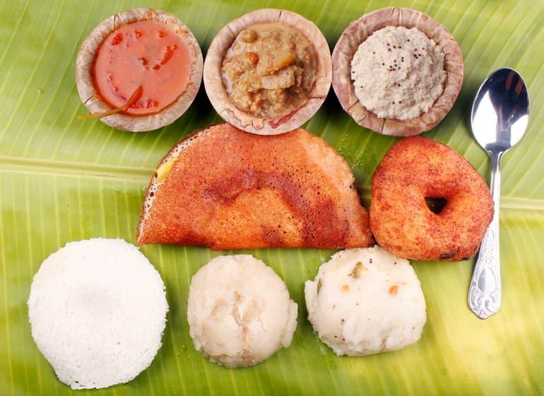 आंध्र प्रदेश का प्रसिद्ध भोजन