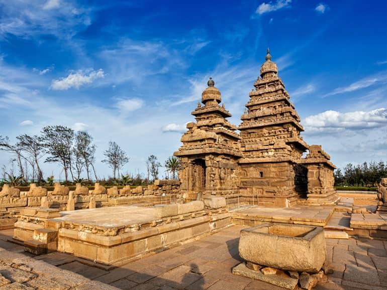 महाबलीपुरम शोर मंदिर