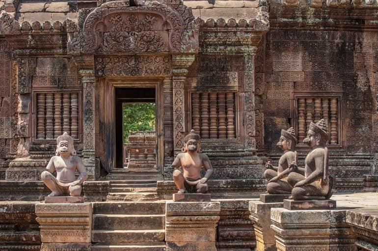 कम्बोडिया में हिन्दू जनसंख्या