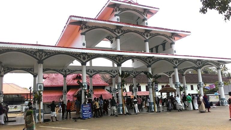एट्टुमानूर महादेव मंदिर कोट्टायम