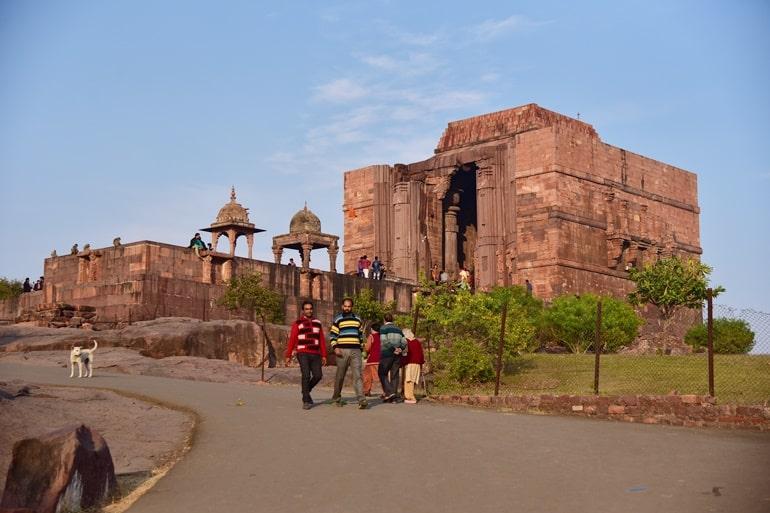 भोजपुर मंदिर का रहस्य