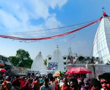 देओघर बाबा बैद्यनाथ धाम मंदिर के दर्शन की जानकारी - Baidyanath Temple In Hindi