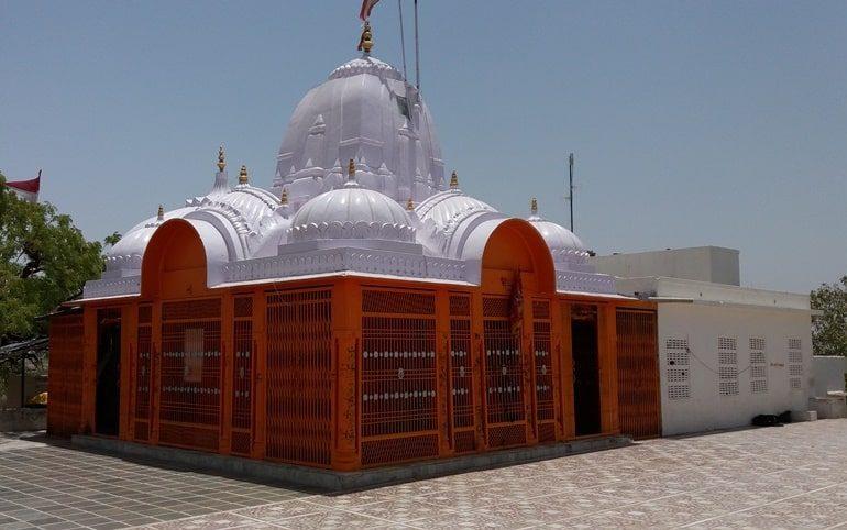 धनोप माता मंदिर भीलबाड़ा के दर्शन की जानकारी - Dhanop Mata Temple In Hindi