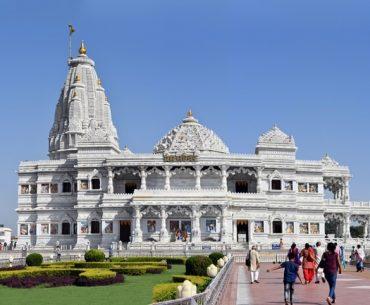 प्रेम मंदिर वृंदावन के दर्शन की पूरी जानकारी - Prem Mandir Vrindavan In Hindi