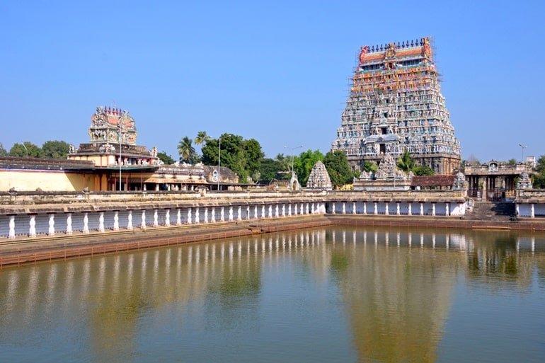 नटराज मंदिर उत्तर चिदंबरम