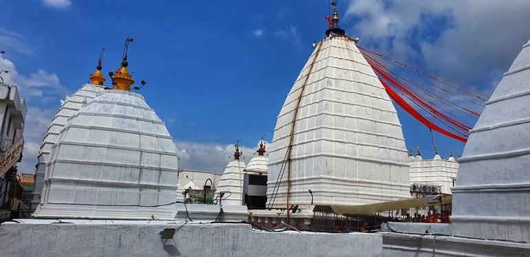 बाबा बैद्यनाथ मंदिर के खुलने का समय और अनुसूची