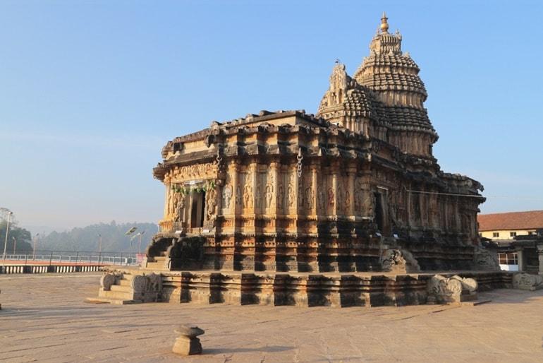 विद्याशंकर मंदिर श्रृंगेरी