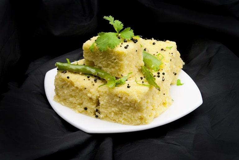 भारत का सबसे लोकप्रिय व्यंजन ढोकला
