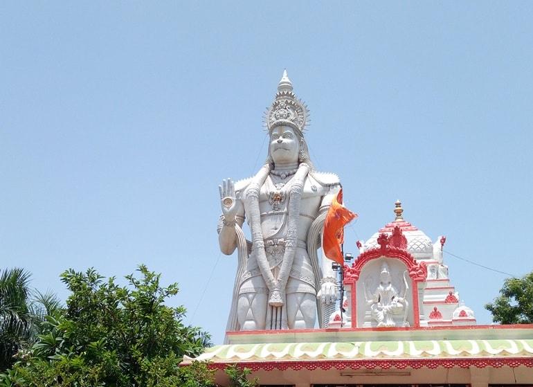 परिताल अंजनेय मंदिर