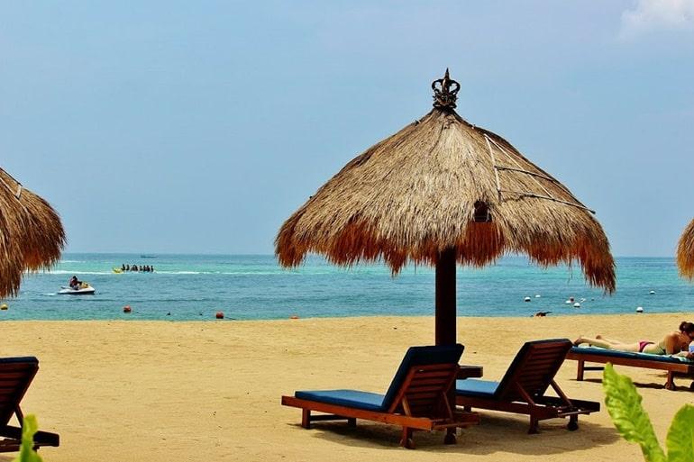 बाली में हनीमून के लिए रोमांटिक जगह नुसा दुआ