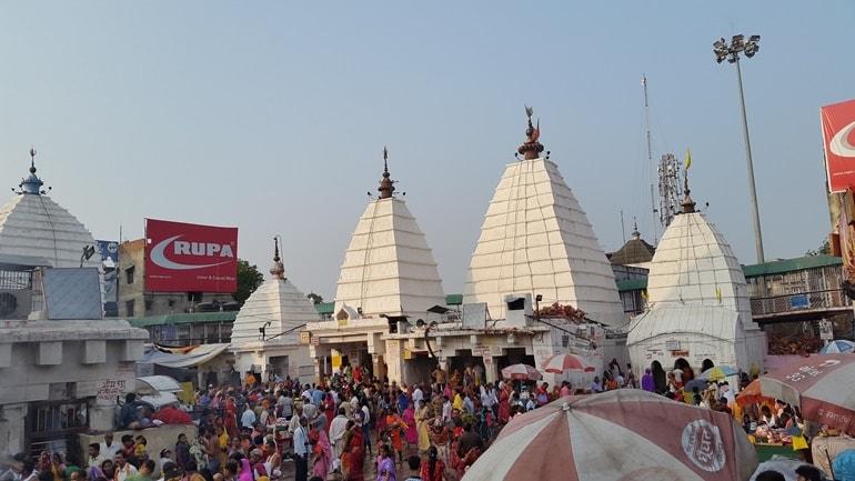 देवघर मंदिर का इतिहास और पौराणिक कथा