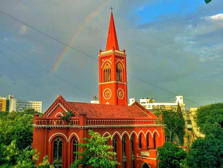 कोच्चि का दर्शनीय स्थल जेविश सिनागोग - Kochi Ka Darshaniya Sthal Jewish Synagogue In Hindi