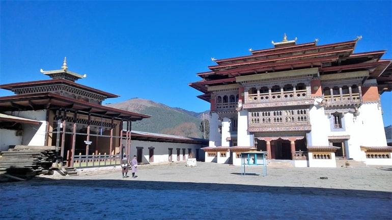 भूटान के प्रमुख दर्शनीय स्थल वांगड्यू फोडरंग पर्यटन - Bhutan Ka Pramukh Darshaniya Sthal Wangdue Phodrang Tourism In Hindi