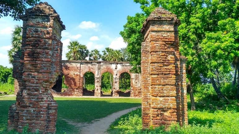 पांडिचेरी में घूमने के लिए ऐतिहासिक स्थल एरीकेमेडु – Pondicherry Mein Ghumne Ke Liye Aetihasik Sthal Arikamedu In Hindi