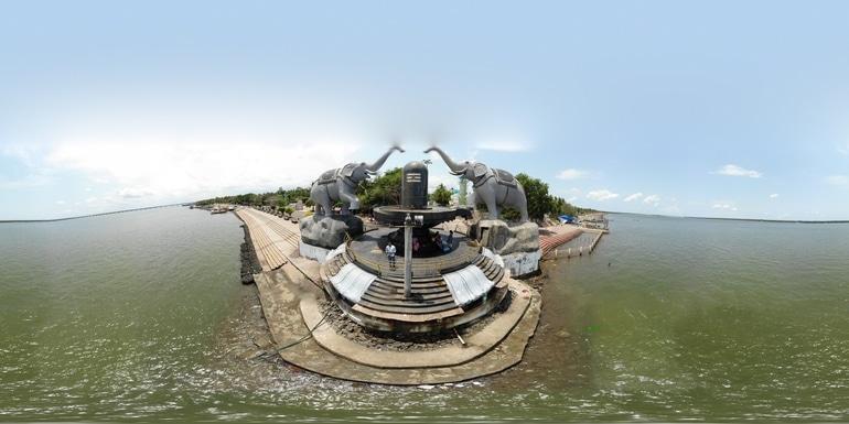 पांडिचेरी की टूरिस्ट प्लेस यानम बीच पांडिचेरी - Yanam Beach Best Place To Visit In Pondicherry In Hindi